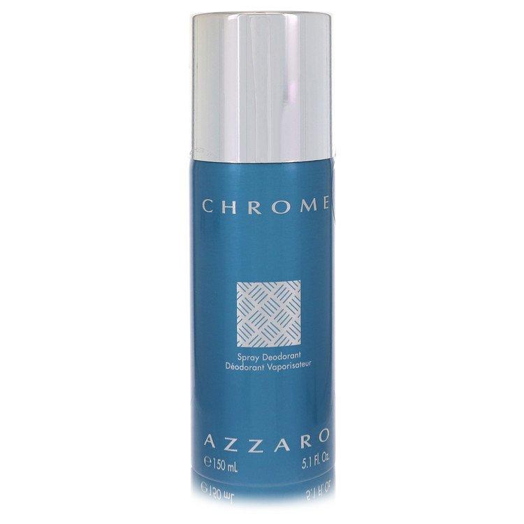 Chrome Deodorant by Azzaro 5 oz Deodorant Spray for Men