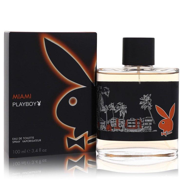 Miami Playboy Cologne by Playboy 50 ml Eau De Toilette Spray for Men