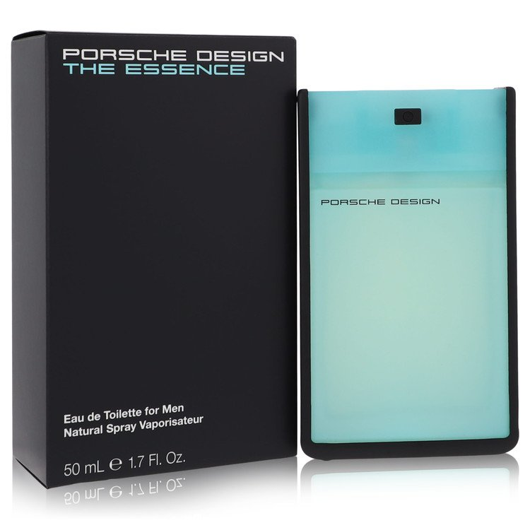 The Essence by Porsche Men's Gift Set -- 1.7 oz Eau De Toilette Spray + 5.1 oz Deodorant Spray