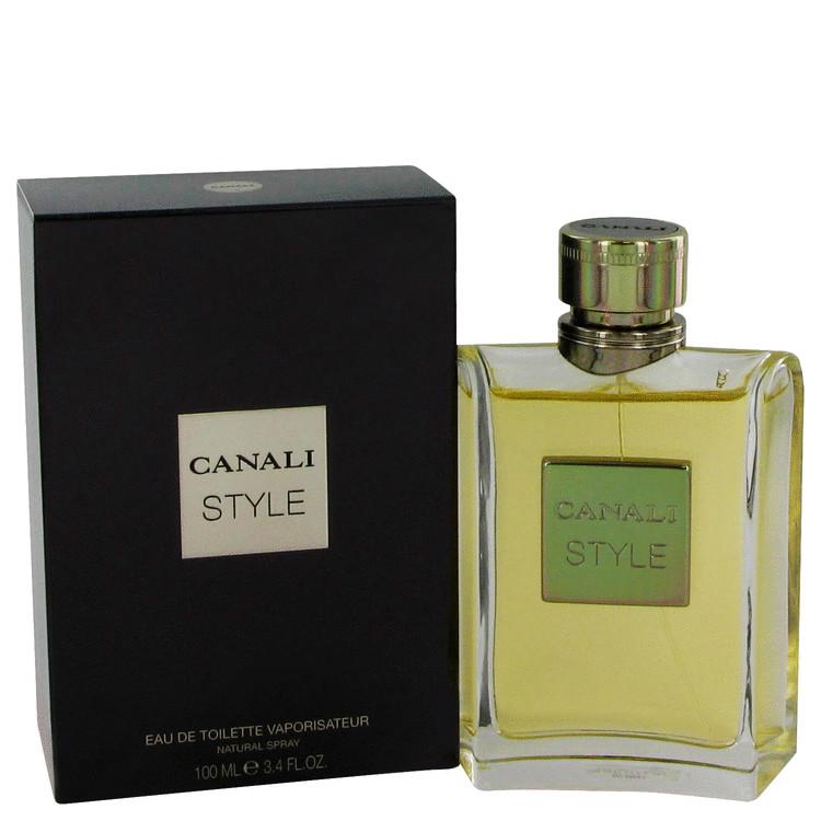 Canali Style Cologne 100 ml Eau De Toilette Spray (unboxed) for Men