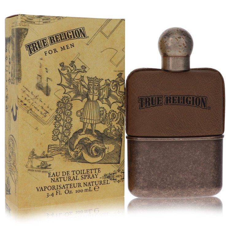 True Religion Cologne 100 ml Eau De Toilette Spray (unboxed) for Men