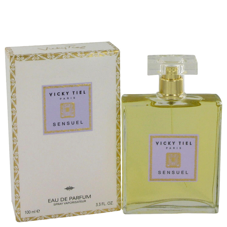Vicky Tiel Sensuel Perfume by Vicky Tiel 3.3 oz EDP Spay for Women