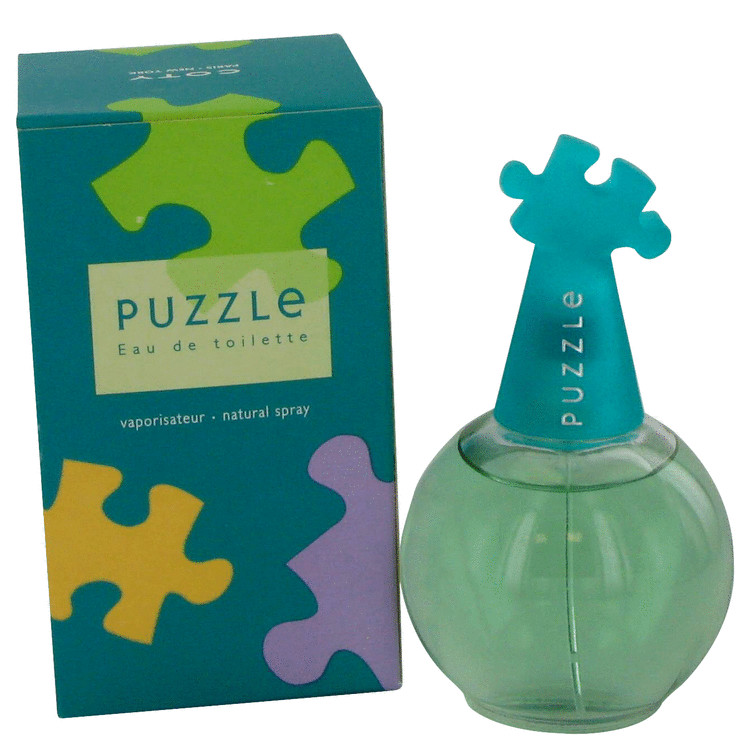 Puzzle Perfume by Coty 3.3 oz EDT Spray for Women
