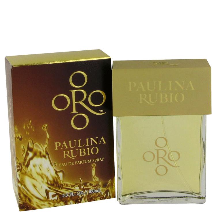 Oro Paulina Rubio by Paulina Rubio Women's Eau De Parfum Spray 1 oz