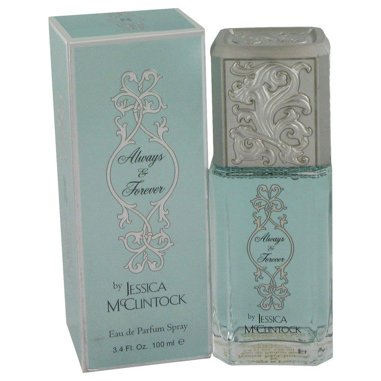 Jessica Mc Clintock Always & Forever Perfume 100 ml EDP Spay for Women