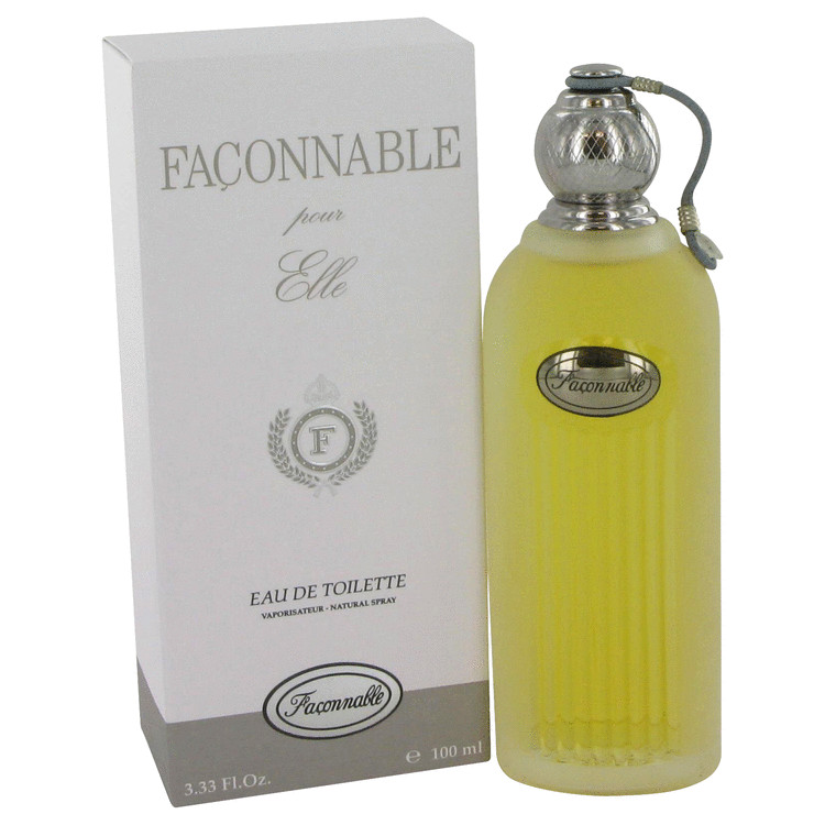 Faconnable Pour Elle Perfume by Faconnable 100 ml EDT Spay for Women