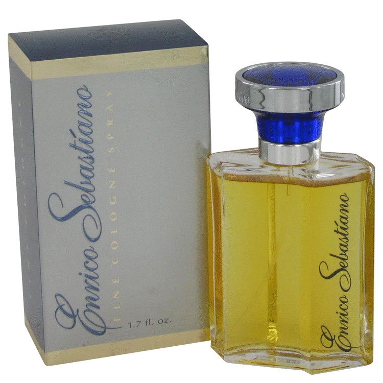 Enrico Sebastiano by Enrico Sebastiano Men's Eau de Cologne Spray (unboxed) 1.7 oz
