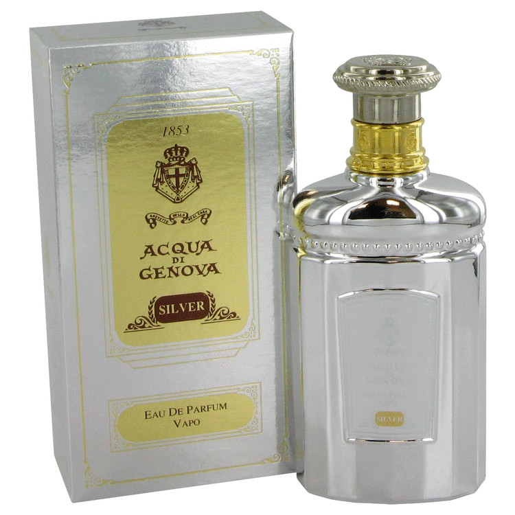 Acqua Di Genova Silver Perfume 3.4 oz EDP Spray (Unisex) for Women