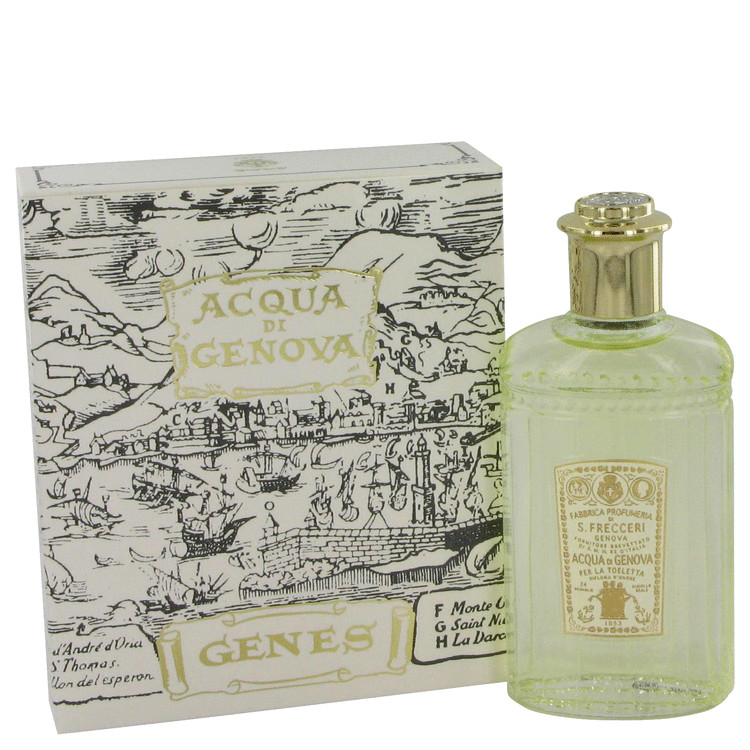 Acqua Di Genova Genes Cologne 3.4 oz EDC Spray for Men