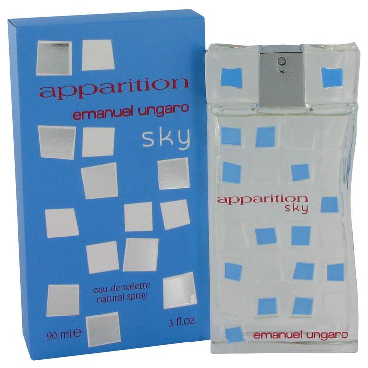 Apparition Sky Perfume by Ungaro 50 ml Eau De Toilette Spray for Women