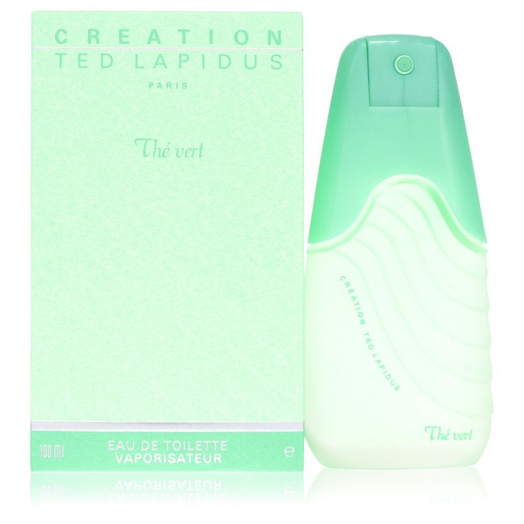 Creation The Vert Perfume by Ted Lapidus 100 ml EDT Spay for Women