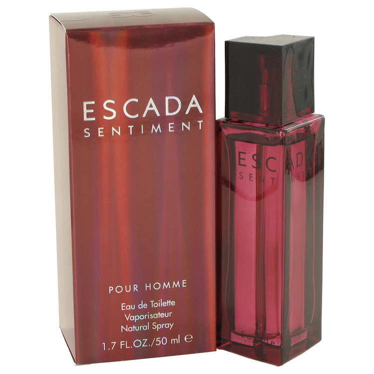 Escada Sentiment Cologne by Escada 1.7 oz EDT Spay for Men