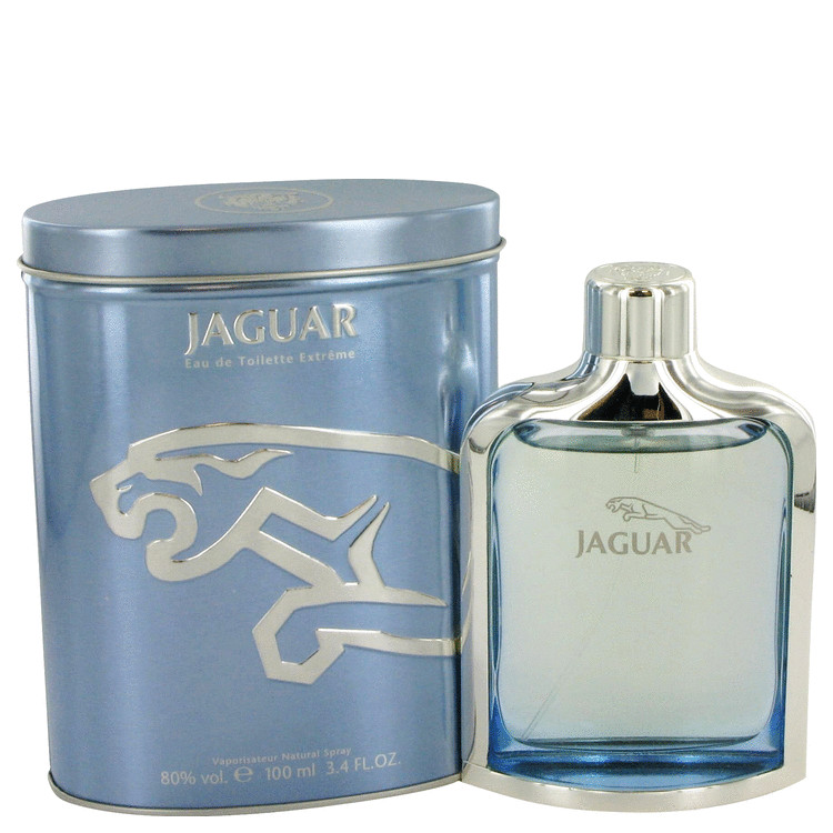 Jaguar Extreme Cologne by Jaguar 100 ml Eau De Toilette Spray for Men