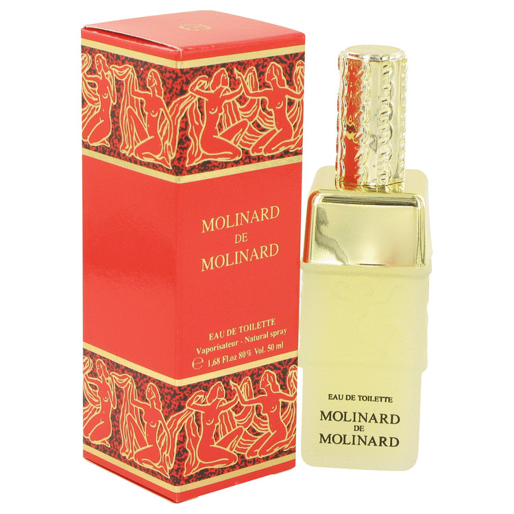 Molinard De Molinard Perfume by Molinard 50 ml EDT Spay for Women