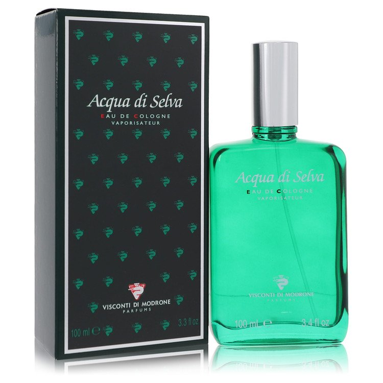 Acqua Di Selva for Men, Gift Set (3.4 oz EDC Spray + 6.8 oz After Shave)