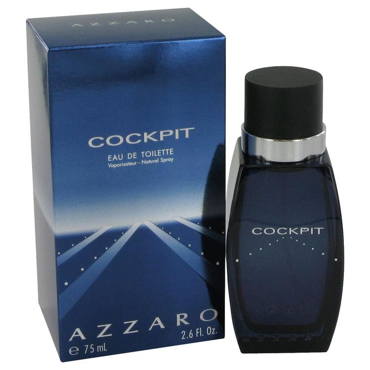 Azzaro Cockpit Cologne by Azzaro 75 ml Eau De Toilette Spray for Men