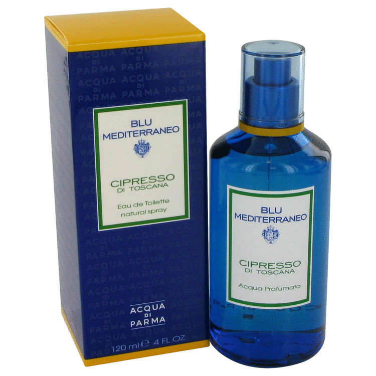 Blu Mediterraneo Cipresso Di Toscana by Acqua Di Parma Women's Eau De Toilette Spray 2.5 oz