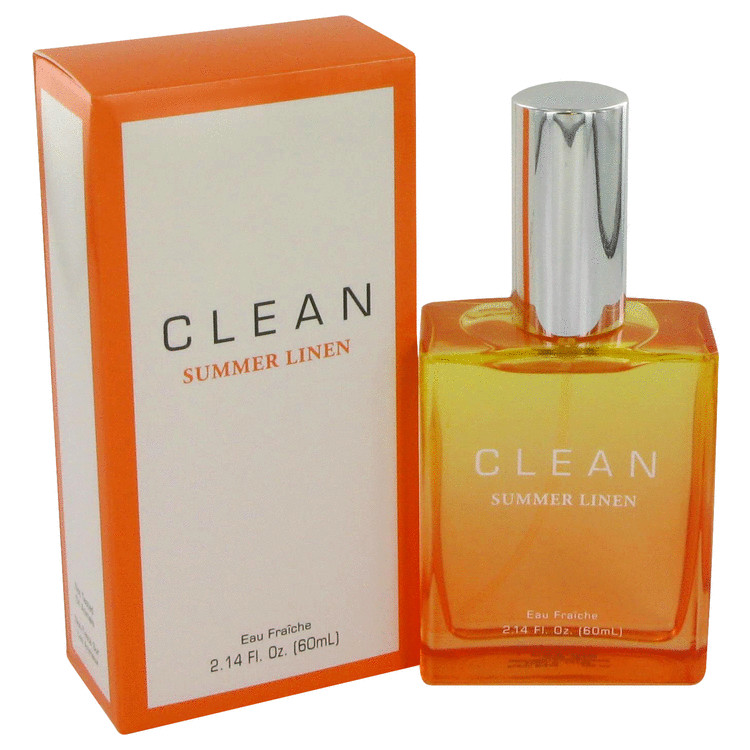 Clean Summer Linen Perfume by Clean 63 ml Eau Fraiche Spray for Women