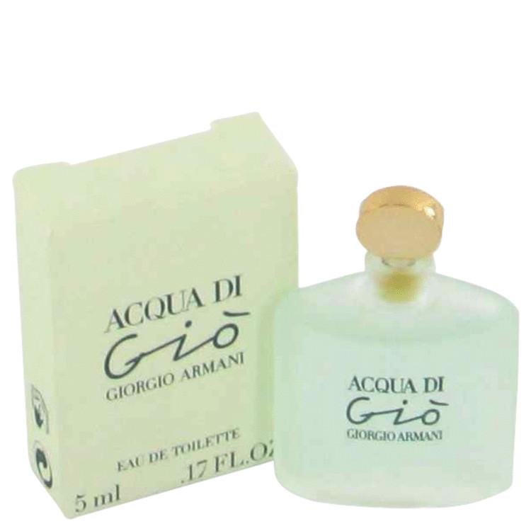 ACQUA DI GIO by Giorgio Armani for Women Mini EDT .17 oz