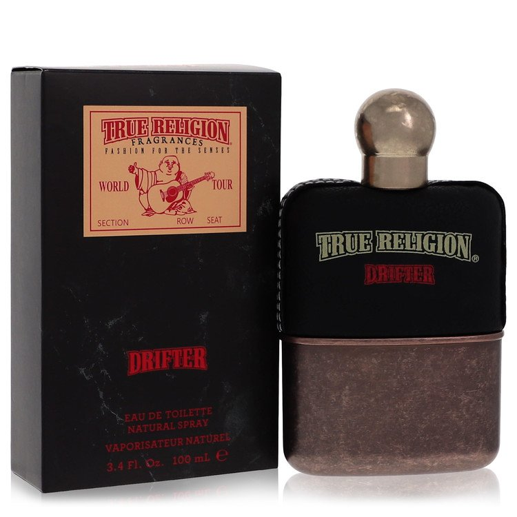True Religion Drifter Cologne 100 ml Eau De Toilette Spray (unboxed) for Men