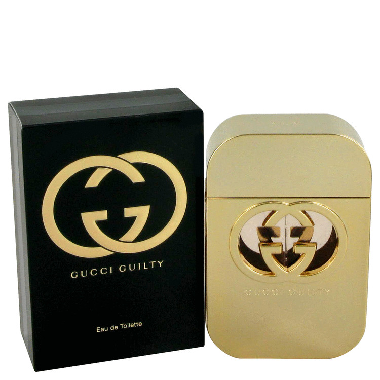 Gucci Guilty Perfume 1.6 oz EDT Spray (unboxed) for Women