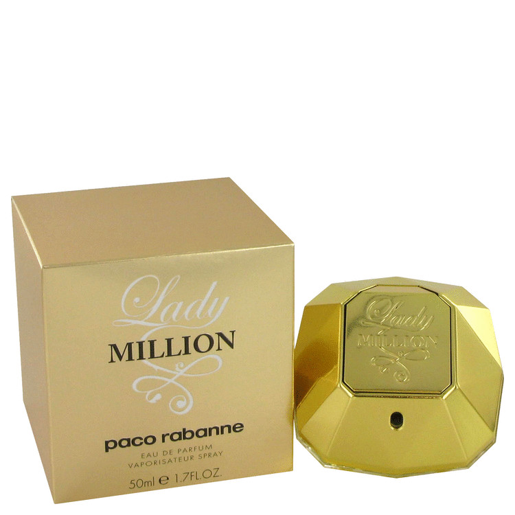 Perfume Rabanne Paco Women By For Lady Million wOnv8mN0
