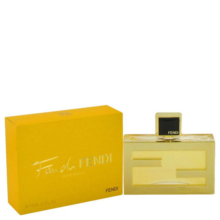 Fan Di Fendi Perfume by Fendi 3.4 oz EDT Spray(Tester) for Women