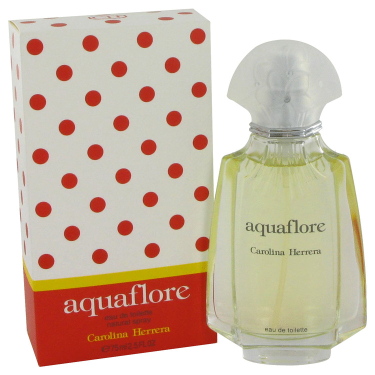 Aqua Flore Perfume by Carolina Herrera 75 ml EDT Spay for Women