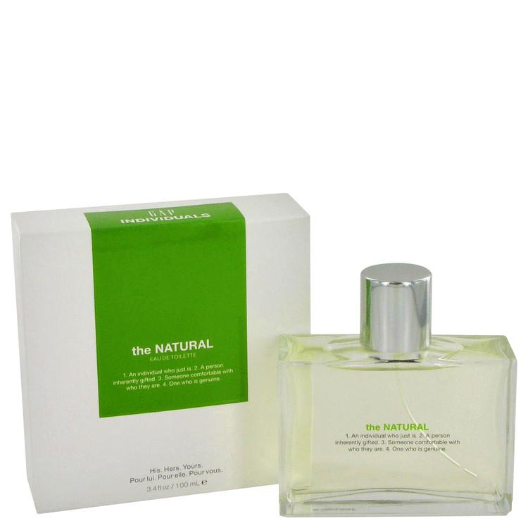 The Natural Perfume by Gap 100 ml Eau De Toilette Spray for Women