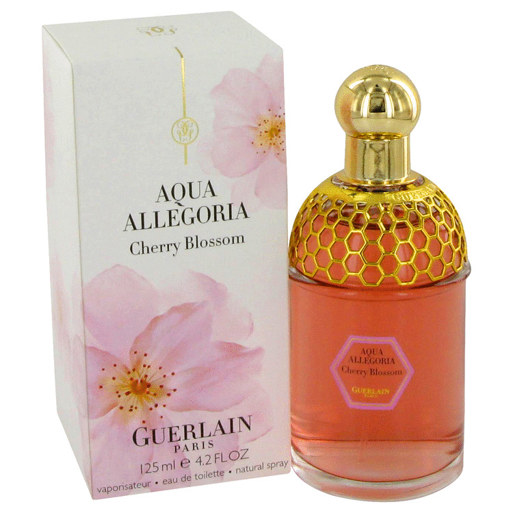 Aqua Allegoria Cherry Blossom Perfume 4.2 oz EDT Spay for Women