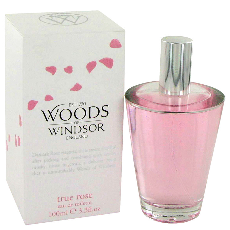 True Rose by Woods Of Windsor Women's Soap 6.7 oz