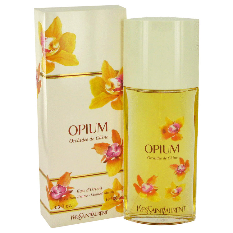 Opium Eau D'orient Orchidee De Chine by Yves Saint Laurent Women's Eau De Toilette Spray (unboxed) 3.3 oz