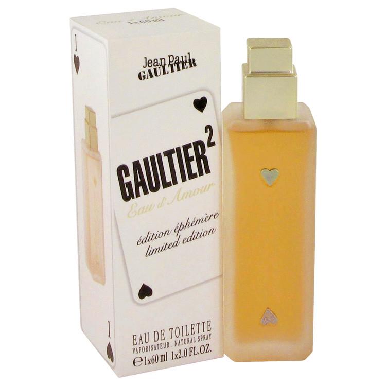 Gaultier 2 Eau D'amour Perfume 2 oz EDT Spay for Women