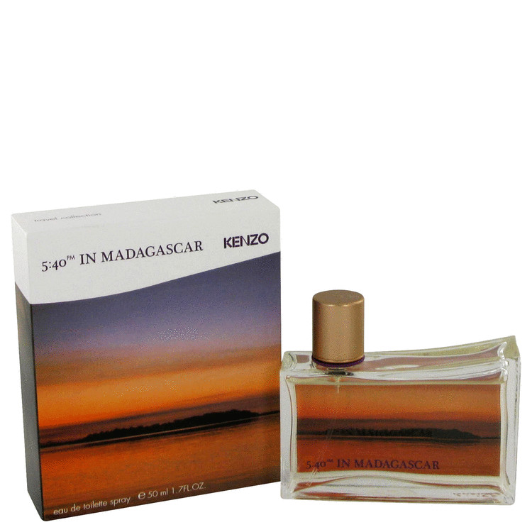 Kenzo 5:40pm In Madagascar Perfume 50 ml Eau De Toilette Spray (Unisex) for Women