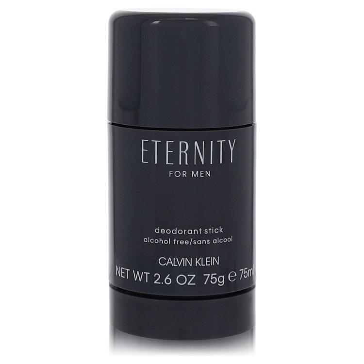 Eternity Deodorant by Calvin Klein 2.6 oz Deodorant Stick for Men