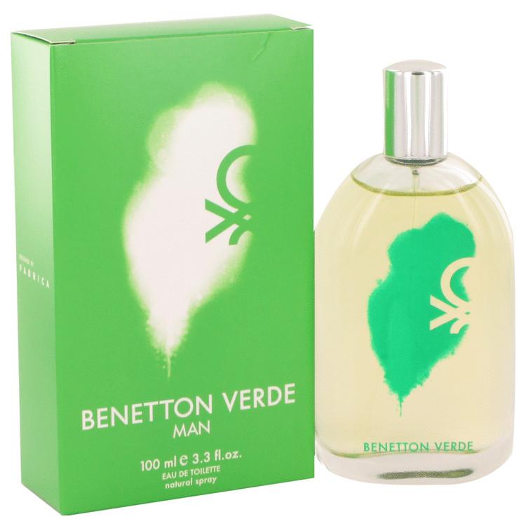 Benetton Verde Cologne by Benetton 30 ml Eau De Toilette Spray for Men