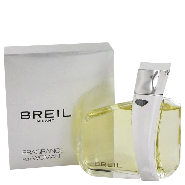 Breil Milano Perfume by Breil 100 ml Eau De Toilette Spray for Women