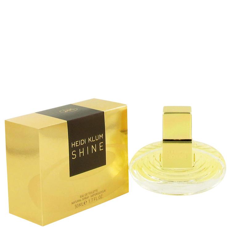 Shine by Heidi Klum for Women Gift Set -- .5 oz EDT Spray + 2.5 oz Body Lotion