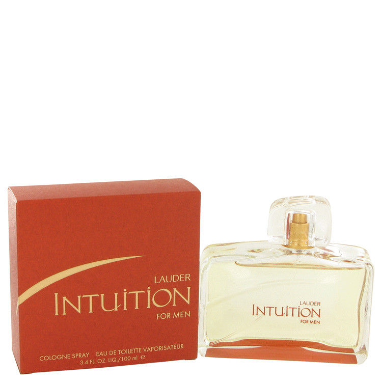 Intuition Cologne by Estee Lauder 3.4 oz EDT Spray for Men