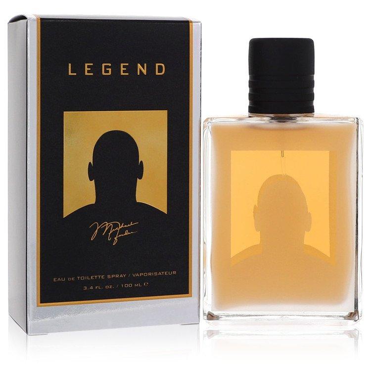 Michael Jordan Legend by Michael Jordan Men's Mini EDT Spray 0.5 oz