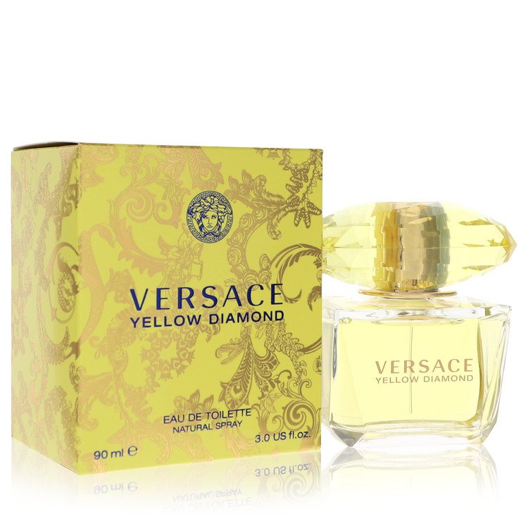 Versace Yellow Diamond by Versace Women's EDT Rollerball .3 oz
