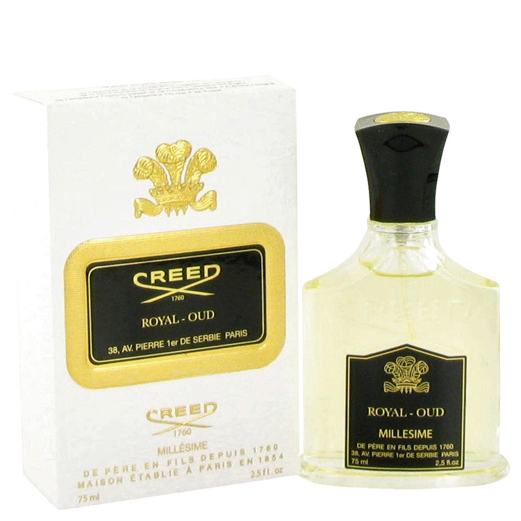 Royal Oud Perfume 3.3 oz EDP Spray (Unisex) for Women