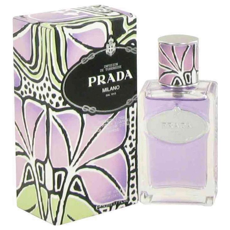 Prada Infusion De Tubereuse Perfume by Prada 50 ml EDT Spay for Women