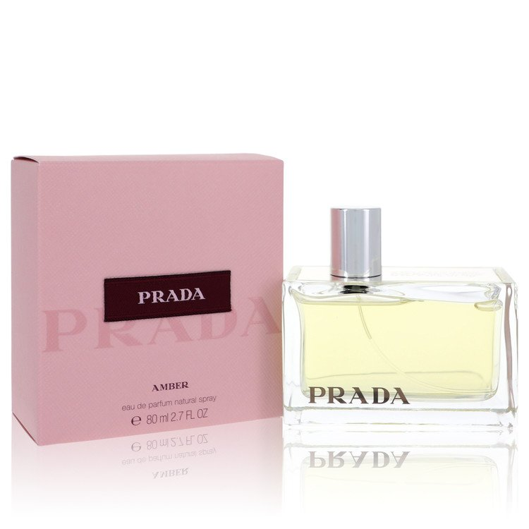 Prada Amber Perfume 80 ml Eau De Parfum Spray (unboxed) for Women