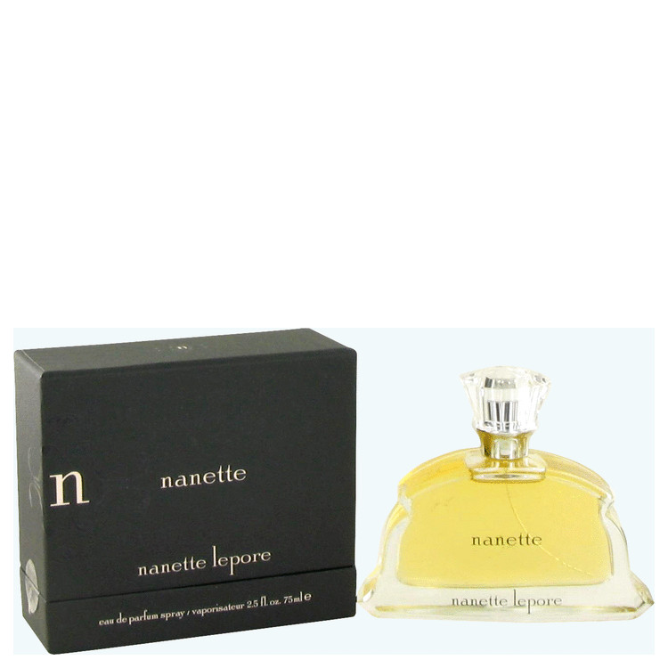 Nanette Perfume by Nanette Lepore 75 ml Eau De Parfum Spray for Women