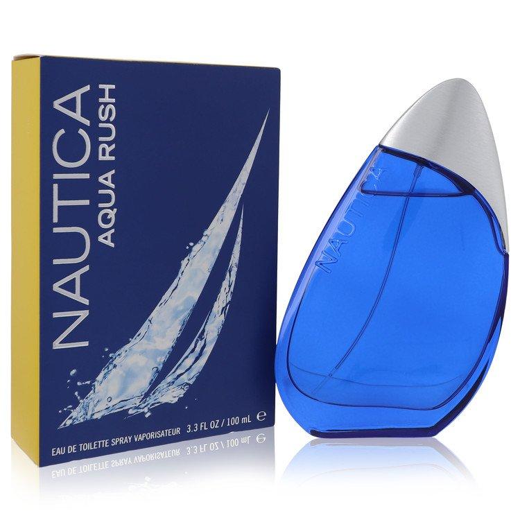 Nautica Aqua Rush by Nautica for Men Eau De Toilette Spray 1.7 oz