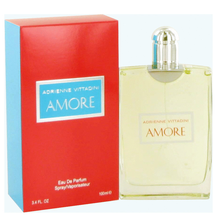 Adrienne Vittadini Amore by Adrienne Vittadini Women's Eau De Parfum Spray (unboxed) 3.4 oz