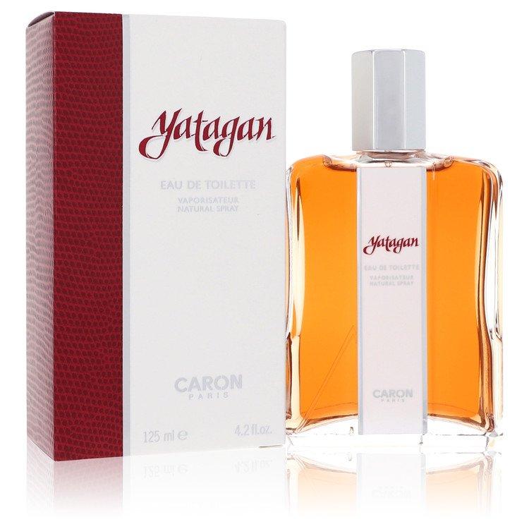 Yatagan Cologne by Caron 125 ml Eau De Toilette Spray for Men