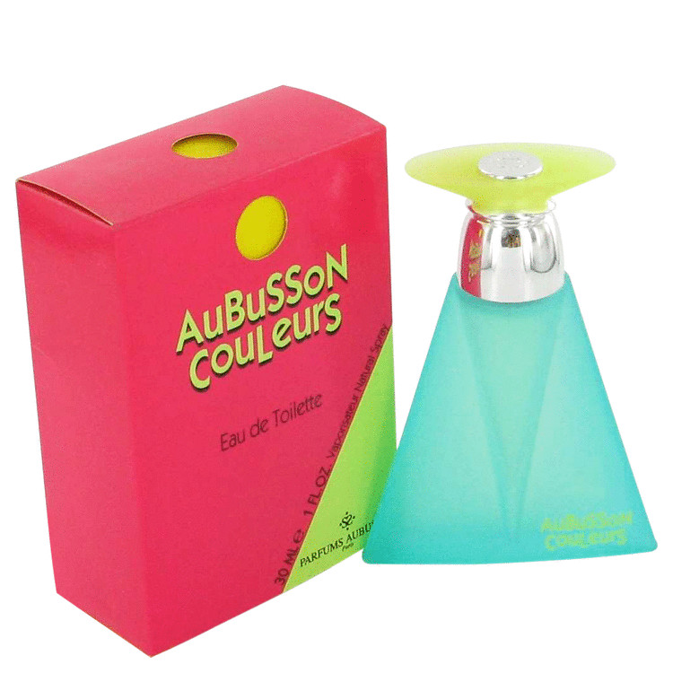 Aubusson Couleurs Perfume by Aubusson 100 ml EDT Spay for Women