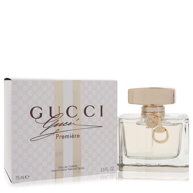 Gucci Premiere Gift Set -- Gift Set - 2.5 oz Eau De Parfum Spray + 3.4 oz Shower Gel + .25 oz Mini EDP Spray for Women